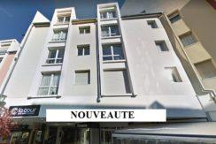 Mulhouse zone piétonne : F2 60m²
