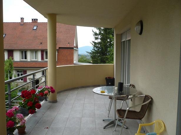 Mulhouse Rebberg : appartement 6 pièces haut de gamme