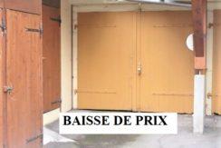 Mulhouse Dornach : garage et local 80m²