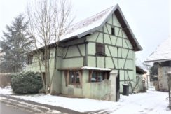 Tagsdorf : maison alsacienne 150m²