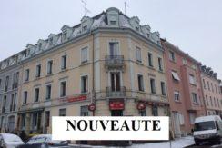 Mulhouse Salengro : appartement F3 68m²