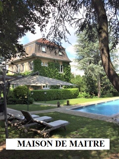 Mulhouse Dornach : Magnifique maison de maître 250 m²