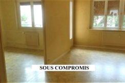 Mulhouse Dornach : appartement 4 pièces avec balcon
