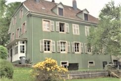 Wesserling : Immeuble 3 appartements 450 m²