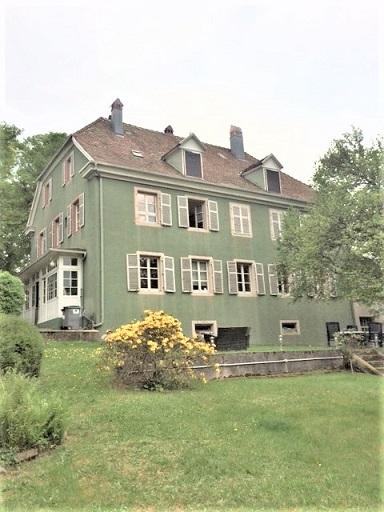 Parc de Wesserling : maison 450 m² gîte de France