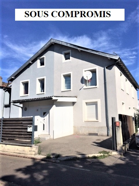Mulhouse : Immeuble de rapport
