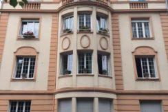 Mulhouse tribunal : appartement de caractère 130 m²