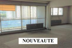 Appartement centre ville 107 m² vue + terrasse