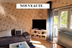 Mulhouse : appartement 4 pièces 85m²