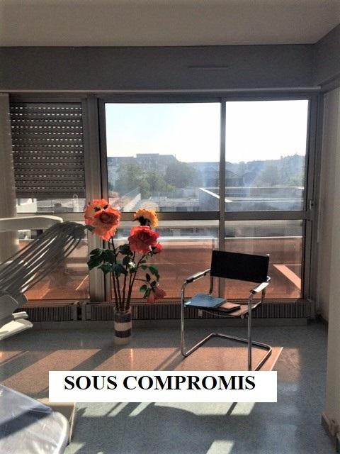 Mulhouse centre : appartement 107 m² à aménager