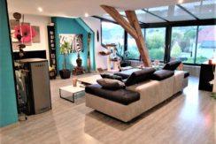 Uffholtz : Magnifique duplex 147 m²