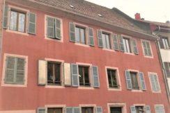 Thann : immeuble de rapport – bonne rentabilité