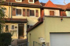 Cernay : maison de ville 75 m² 4 pièces