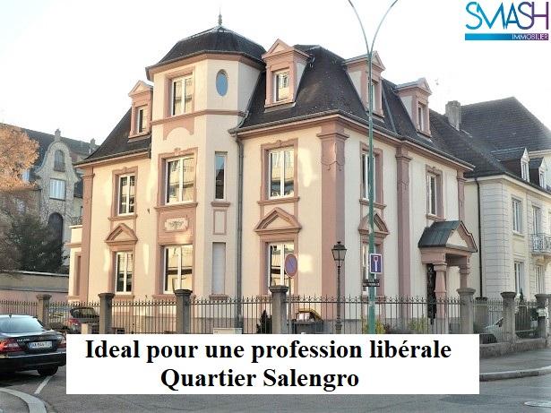 Immeuble bourgeois 300 m² quartier Salengro