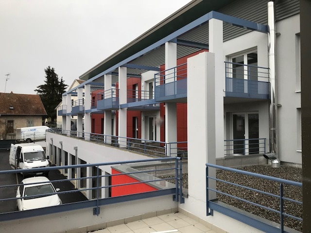 Waldighofen : F 45 m² spécial investisseurs