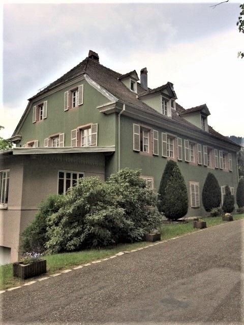Wesserling : appartement 120 m² a créer