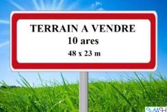 Elbach : terrain 10 ares constructibles