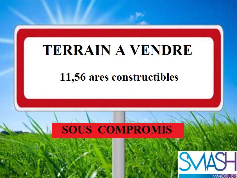 Elbach : terrain 11.56 ares constructibles