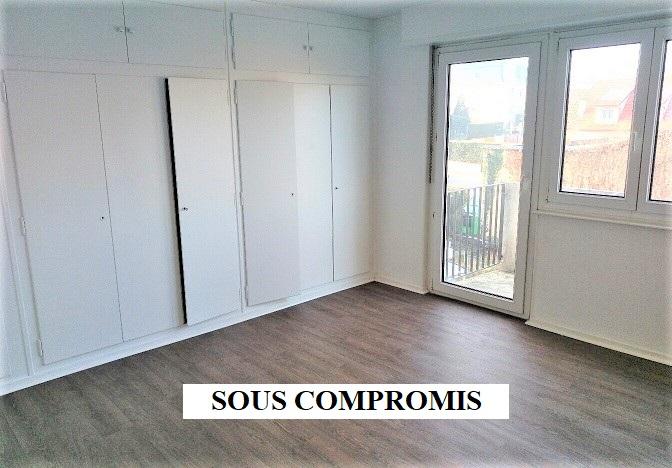 Mulhouse Rue Rabelais : 2 pièces 51 m²