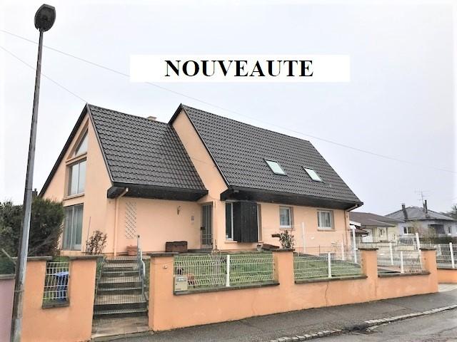 Staffelfelden : Grande maison 8 pièces  8,5 ares