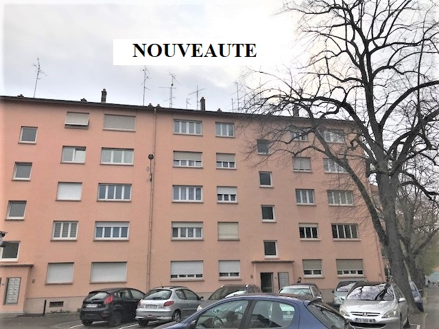Mulhouse : appartement 3 pièces à raffraichir