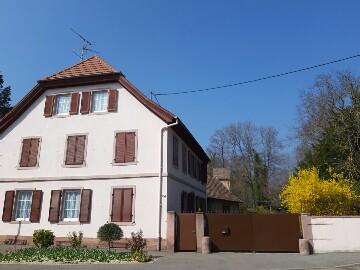 Buhl : belle propriété – maison 312m² + dependance+ 23ares