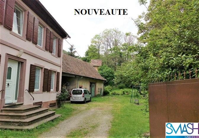 Buhl : maison familiale + 11 ares