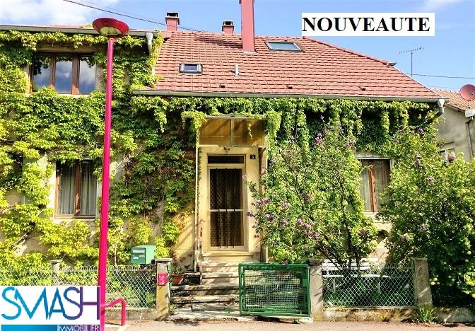 Habsheim : maison190 m² avec jardin