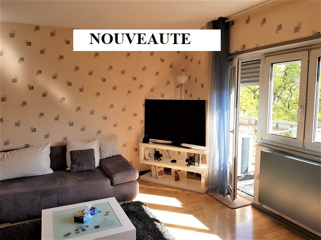 Mulhouse : appartement 85 m² + garage
