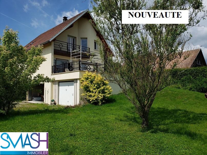 Mortzwiller : maison 120 m² avec vue