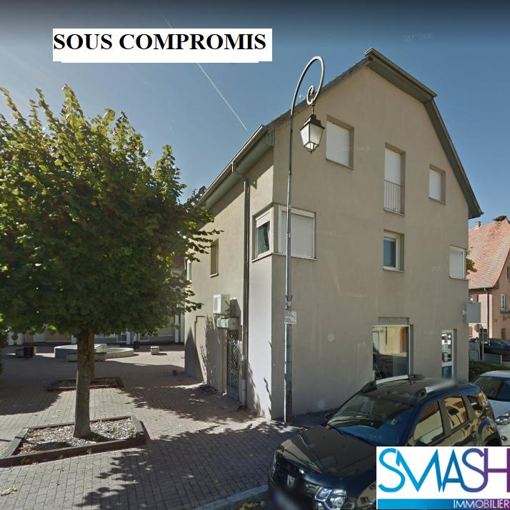 Rixheim centre : Appartement 1 pièce