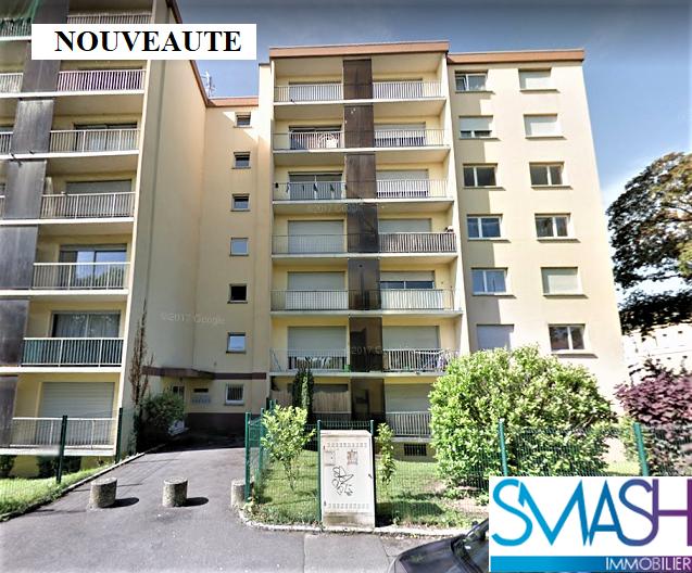 Mulhouse : appartement 27 m² rénové bonne situation