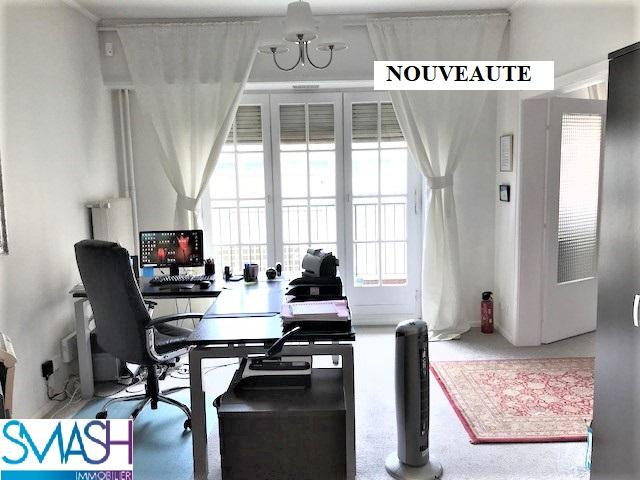 Mulhouse centre : appartement 75 m² 3 pièces