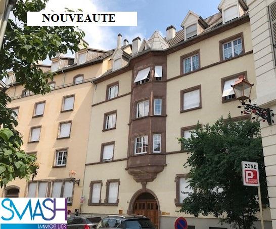 Mulhouse centre : bureau 75 m²