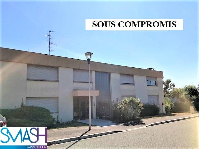Pfastatt : appartement 1 pièce 29 m²