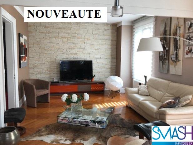 Pfastatt : exceptionnel appartement 145 m²