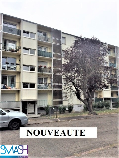 Mulhouse bel air : F4 67m² bon état