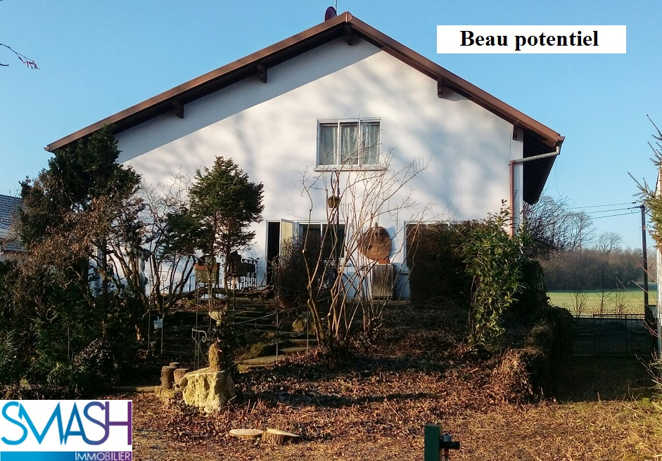 Schweighouse : maison 172 m² +10 ares