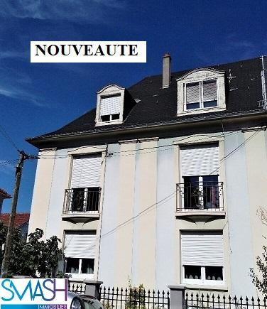 Mulhouse Dornach : Maison fort potentiel 180m² + 5 garages