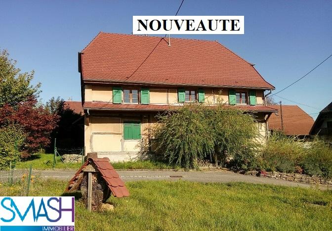 Wolfersdorf : Ensemble immobiliers : maison + grange + terrain