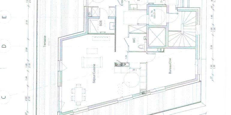 plan attique 39731