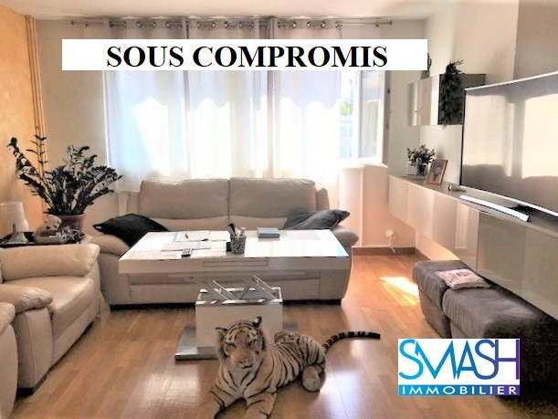 Mulhouse dornach : Beau F3 74 m² avec vue + garage