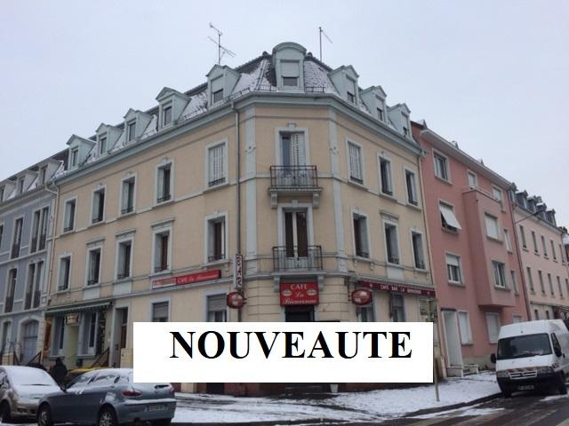 Mulhouse Salengro : 3 pièces traversant 68 m²
