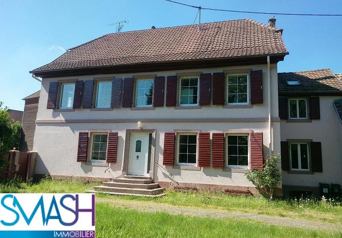 Buhl : Maison 312 m² + dépendance + 11 ares