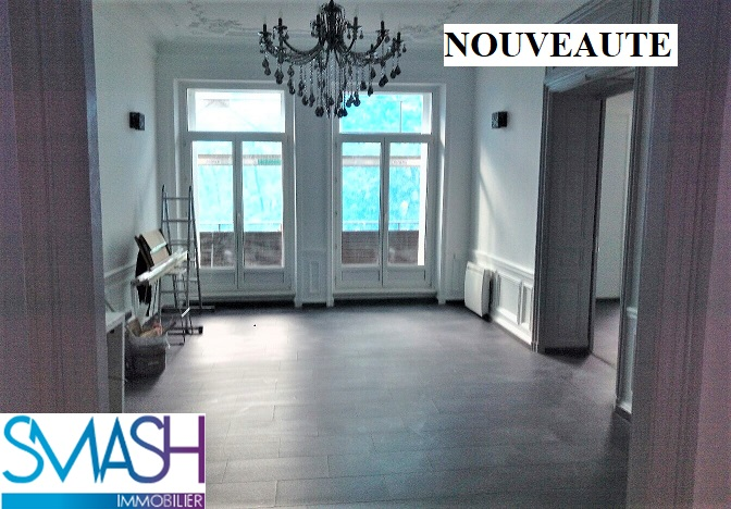 Mulhouse place Franklin : bel F4 107m²