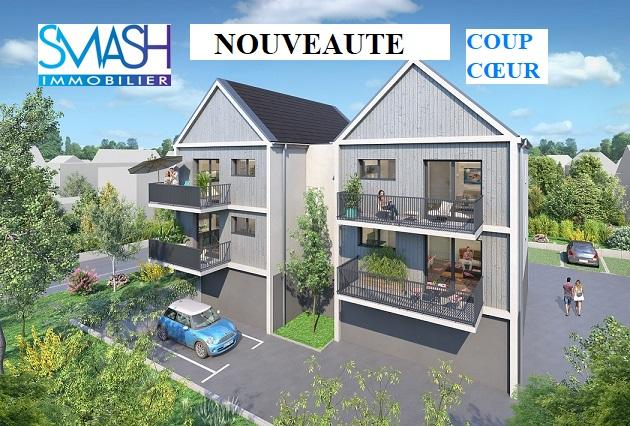 Burnhaupt le Bas : Appartement F3 neuf 62 m² – offre exceptionnelle