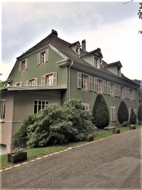Husseren Wesserling : 120m² à aménager