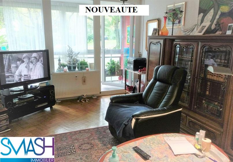 Mulhouse Dornach  Plein ciel II:  Appartement  F4 98 m²