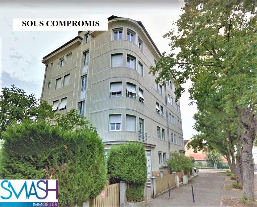 Mulhouse : Lumineux appartement F4/5 115 m² + garage