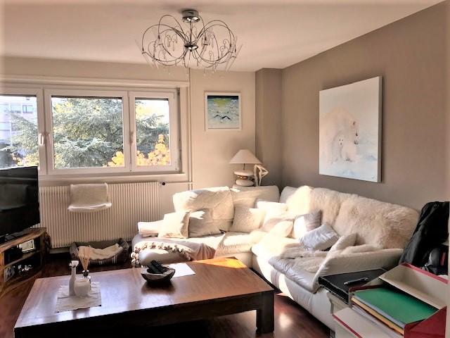 Kingersheim : Bel appartement  de 91m² – F4 rénové + garage